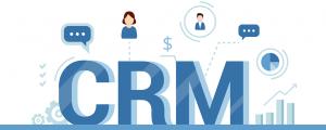CRM imagen iconos
